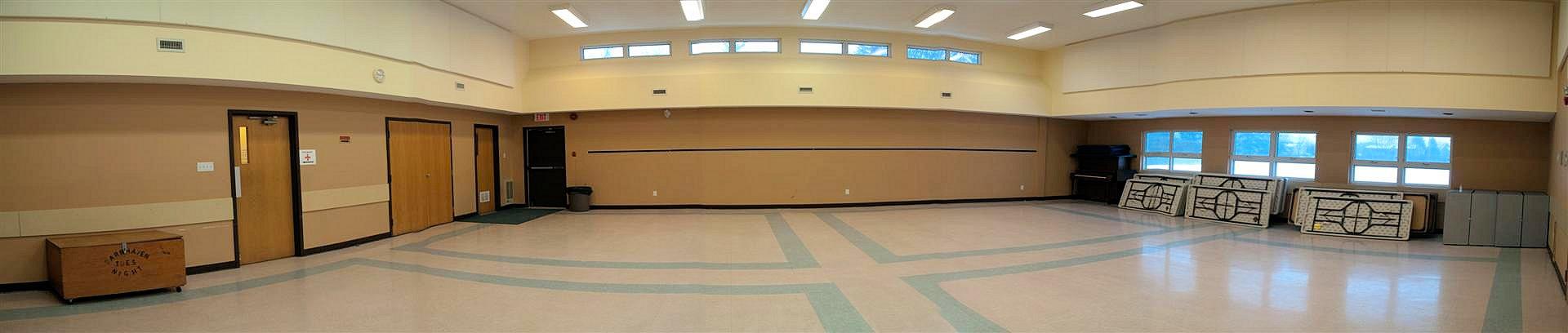 Gym/Church Hall